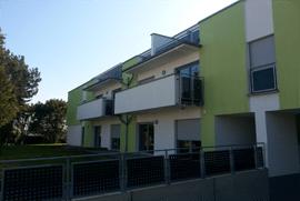 Gebäude der Orgavision SARL
