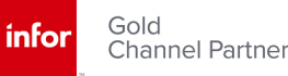 Logo Infor Gold Channel Partner