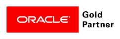 Logo Oracle Gold Partner