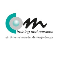 Logo der Com Computertraining and Services GmbH